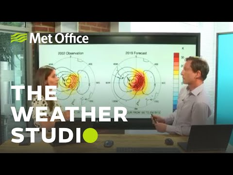 Turbulent Tropics, Southern Stratosphere, UK Weather – The Weather Studio 10/09/19