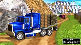 Offroad Cargo Truck Simulator - Android Gameplay HD