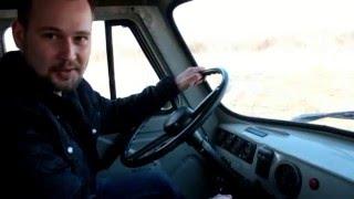 Холодный Тест-драйв. Обзор автомобиля УАЗ 39095 Буханка (UAZ 452 4x4)