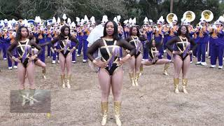 Alcorn State University Marching Band - Lights Camera Action @ Endymion 2018