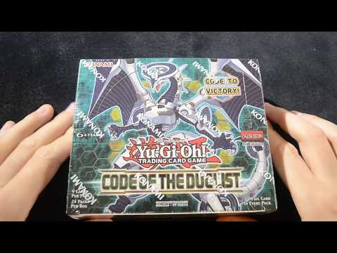 Code of the Duelist Unboxing Yu-GI-Oh! TCG