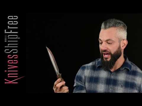 Dark Timber Knives: Honey Badger