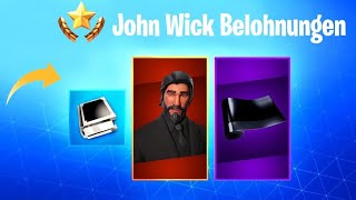 *NEW* GET FREE John Wick rewards in Fortnite!! (that's how it goes) Season 9 Wick's Bounty
