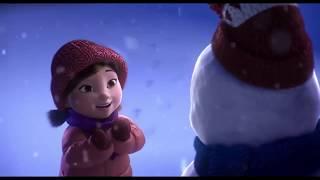 Лили и снеговик .   Короткометражные мультфильмы