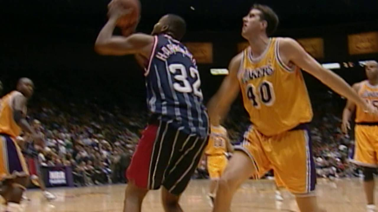 d94ae19d6 1996 NBA Draft 20th Anniversary  Othella Harrington - YouTube