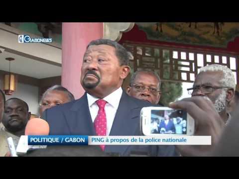 POLITIQUE : GABON  PING à propos de la police nationale