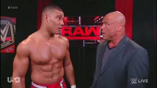 WWE Monday Night Raw 11/27/2017 Highlights