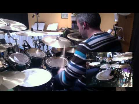 Bruno Mars Locked out of heaven (Drum Cover)