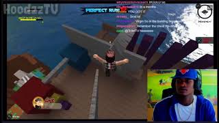 Solluminati Perfect Roblox Run - Hardest Map - Human Boss Trolls to the fullest ! 😂