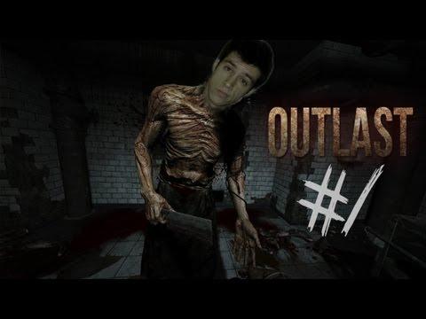 ÇOK KORKUNÇ! - Outlast Gameplay...
