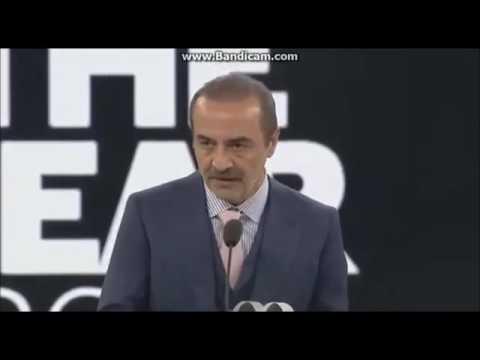GQ ödül töreninde Yılmaz Erdoğan