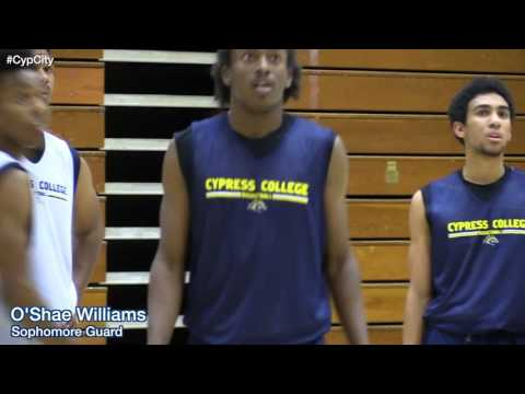 2016-17 Cypress College Men's Basketball Preview