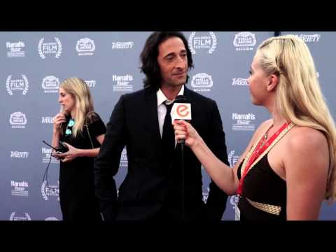 That's My E Interviews  Adrien Brody at the San Diego Film Festival 2015