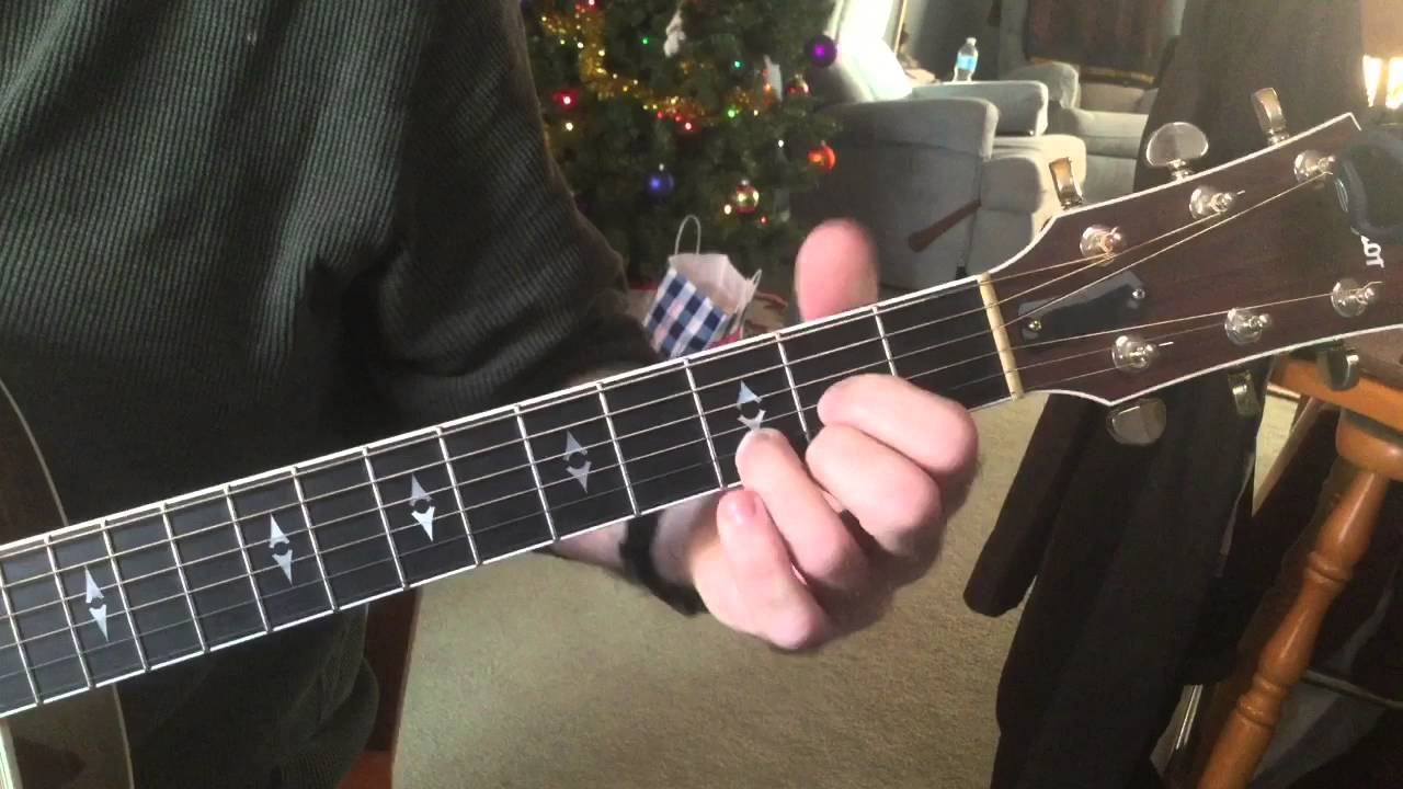 Easy Guitar Tutorial Shine By Collective Soul Youtube