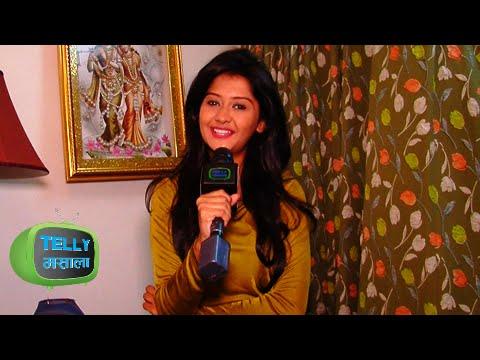 Ghar Ghar: Kanchi Singh aka Avni Of Aur Pyar Ho Gaya Shows Her Cute Home