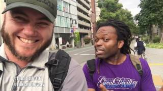 Racial Fun - Aussie Challenges Nigerian and Hawaiian to 'Accent Exchange' game
