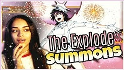 Bleach Brave Souls The EXPLODE Summons! AIZEN FAKEOUT???
