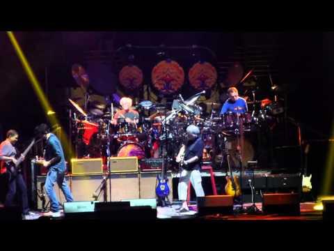 "Dead & Company ""Half Step"" ""Bird Song""11-5-15 Philadelphia (John Mayer)"