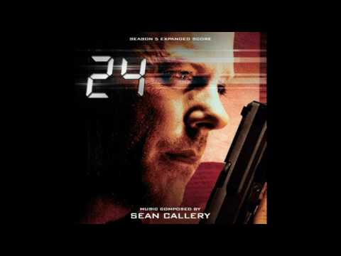 24 Season 5 Soundtrack  - Logan's Downfall