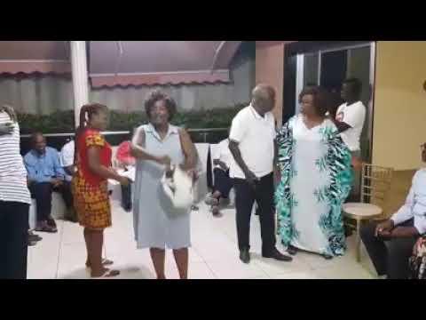 Libération  de Mme Simone Gbagbo. Le Show dans le Camp Sangaré.