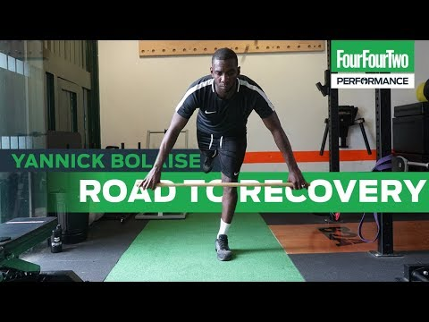 Yannick Bolasie | Road to recovery | ACL and meniscus injury rehabilitation