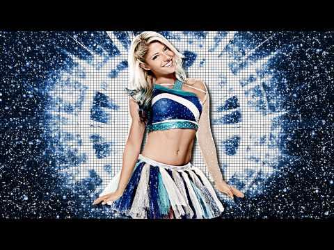 "WWE: ""Blissful"" ► Alexa Bliss 2nd Theme Song"