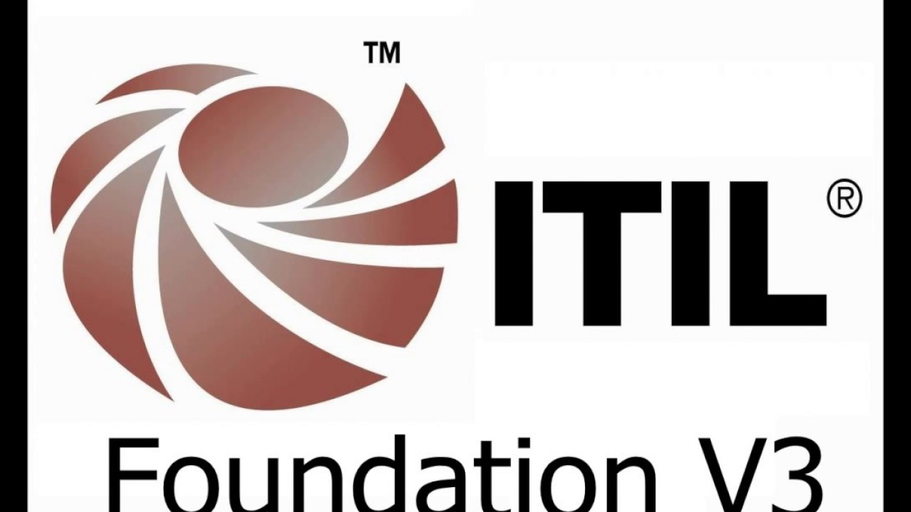 Curso Itilv3 Foundation Certification Pdf Youtube