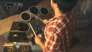 [Rock Band 4] Bruno Mars - Uptown Funk - Expert Drums 5 Stars