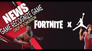 "FORTNITE X - 9.10 UPDATE NEWS "" GAME RECOGNIZE GAME "" COMING TOMORROW - HIDE AND SEEK CUSTOM GAMES"