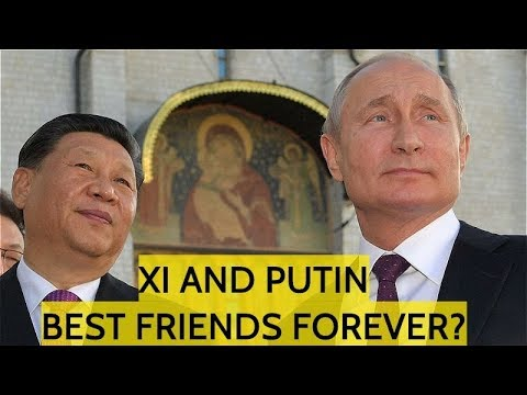 Why Best Friends Vladimir Putin And Xi Jinping S Bromance Is Blossoming Youtube