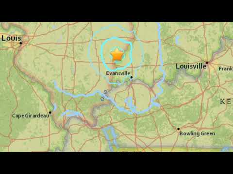 Southern Illinois earthquake felt around the state