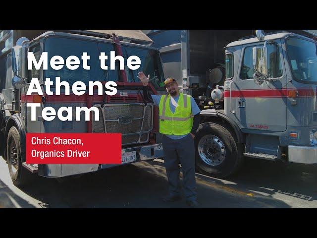 Meet the Athens Team: Chris Chacon