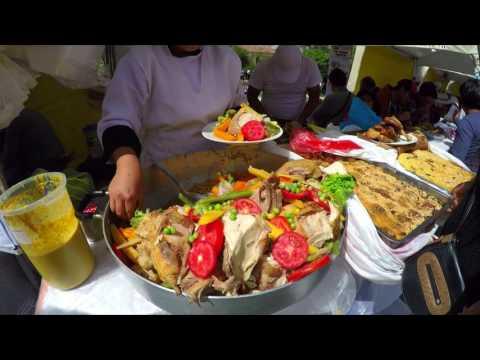 Street Food Peru 2016