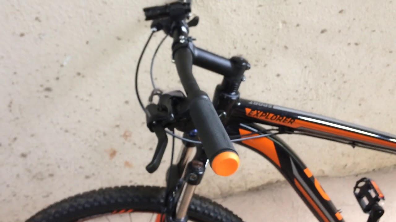 9dbe06303 Bicicleta Caloi Explorer 2018 - YouTube