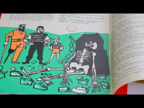 TaleSpinners: Treasure Island excerpt Geoffrey Bayldon  For Country Schools Film2