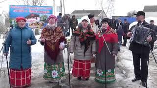Русские народные песни на баяне