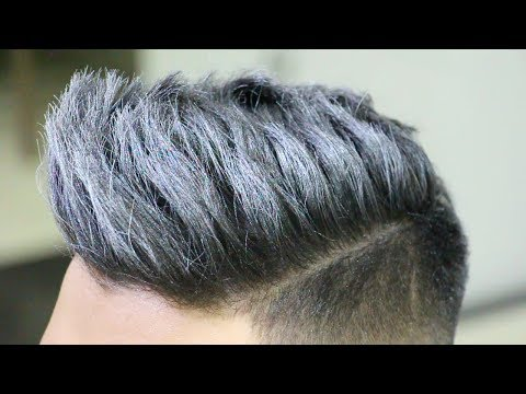 modern haircut, great video,  Men's Hairstyle , #stilistelnar  ,HAİRCUT thumbnail
