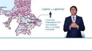 видео Пропорциональная и мажоритарная избирательные системы