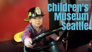 Children's Museum Seattle | DJI Osmo Mobile + Samsung S9 Plus