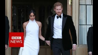 Royal wedding: Harry and Meghan head to...