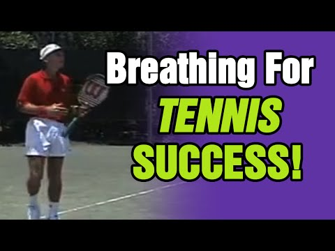 Tennis - Breathing For Tennis Success | Tom Avery Tennis 239.592.5920