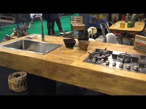 TempestiniMobili presenta Nature Design Casa Idea 2015 Roma - YouTube