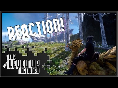 Uncovered: Final Fantasy XV - Reaction Time!