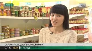 В Алматы 21-летняя студентка успешно ведет свой бизнес