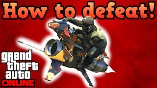 How to defeat the Oppressor Mk2! - GTA Online guides