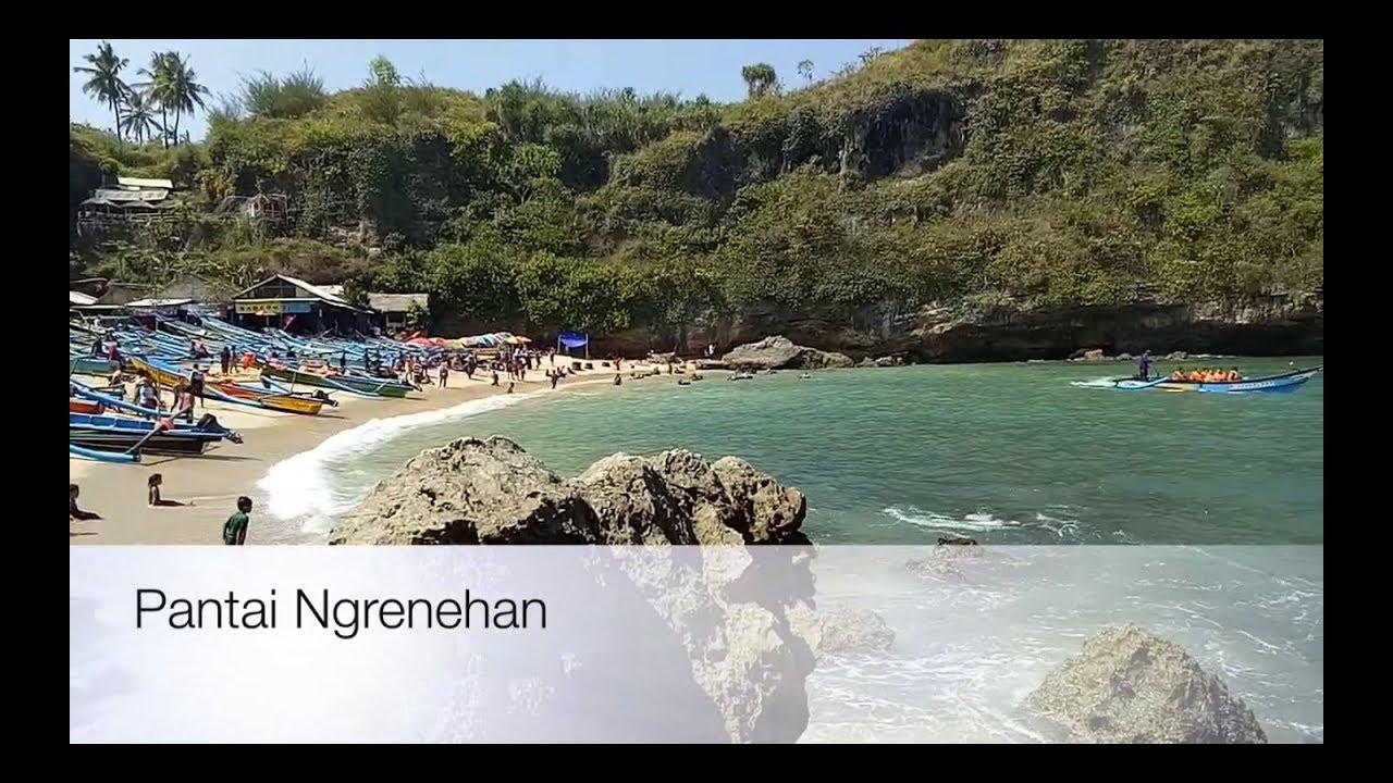 Jogja Istimewa Pantai Ngrenehan Youtube