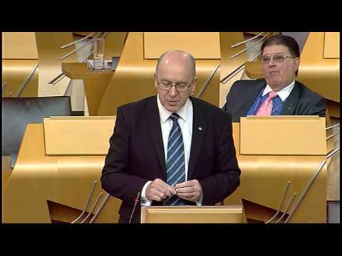 Afternoon Plenary - Scottish Parliament: 14th May 2014