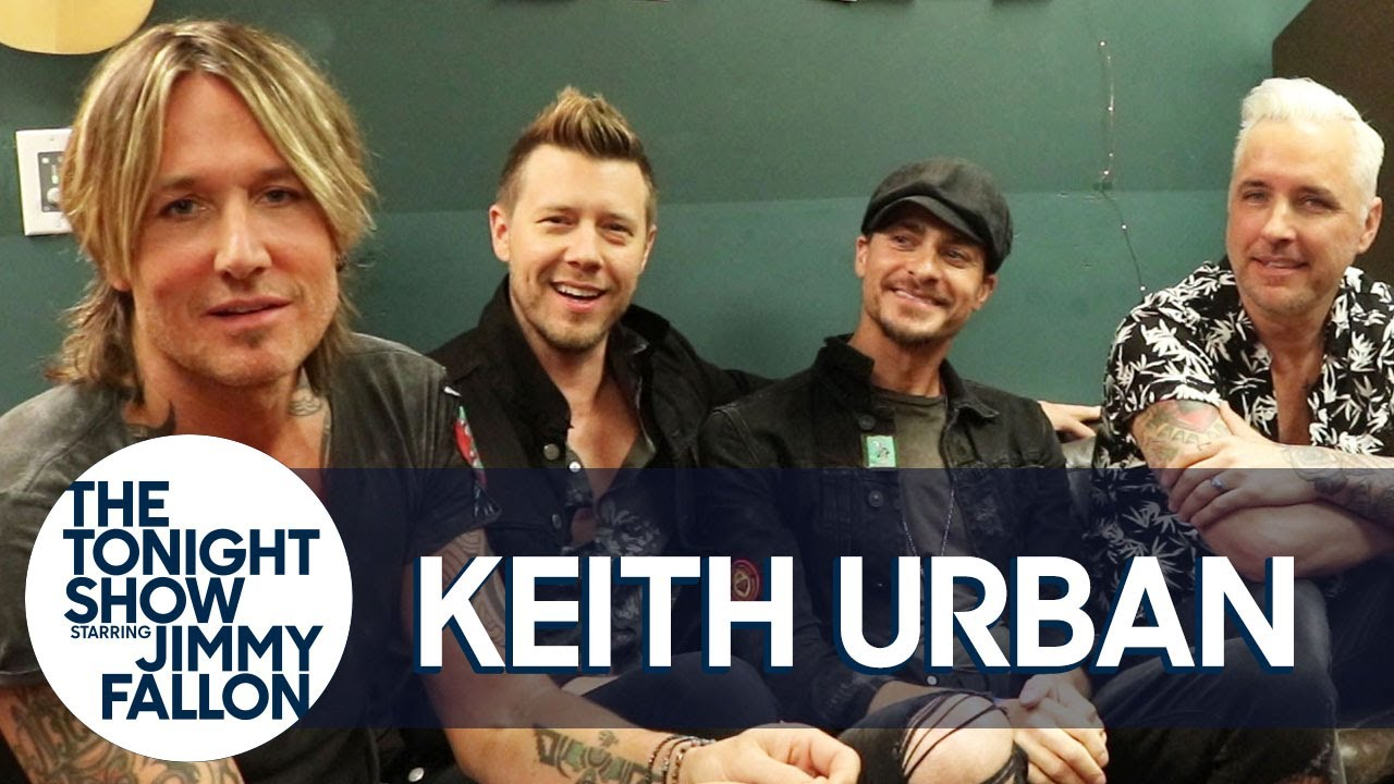 Keith Urban Wants a Puppy the Size of an Elephant