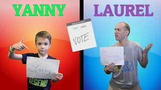 BR41N TR1CKS:  What Do You Hear, YANNY or LAUREL (PROVEN WITH SCIENCE)