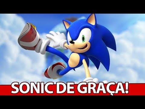 GOTENKS E DRAGONBALL, SONIC de GRAÇA e XBOX GAME PASS
